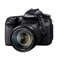 蚂蚁摄影行货单反数码相机Canon/佳能 EOS 70D 套机