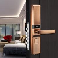 掌门之星指纹锁家用防盗门锁 智能电子门锁 指纹密码锁大门锁