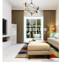 天地湾87平三居室,时尚简约风格设计